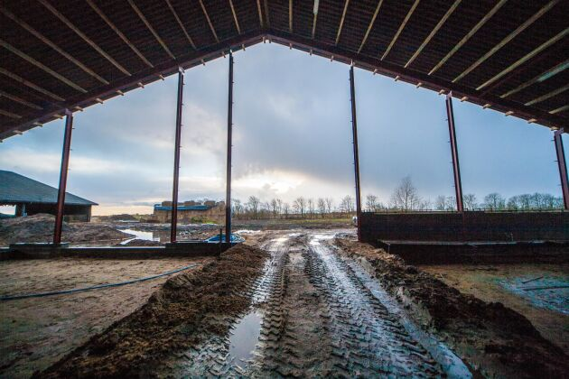 När de danska lantbrukskonsulterna SEGES och BK Nord undersökte 19 ekonomibyggnader uppförda 2013–2017, hittade de mer eller mindre allvarliga brister på samtliga.