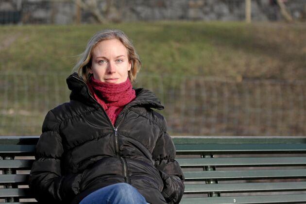 Erika Lindquists OCD bröt ut i tonåren. Hon har haft flera återfall men fått bra hjälp av KBT-behandling.