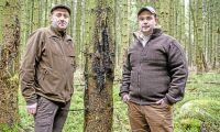 Omtvistad metod skyddar storgodsets skog