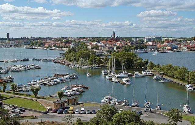 Västervik. Foto: Flickr