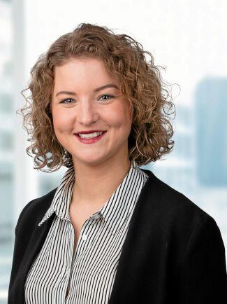 Isabelle Uhno, konsult, Macklean.