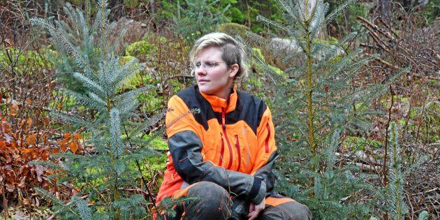 Så tog Anna Skogar kommandot över skogsägandet