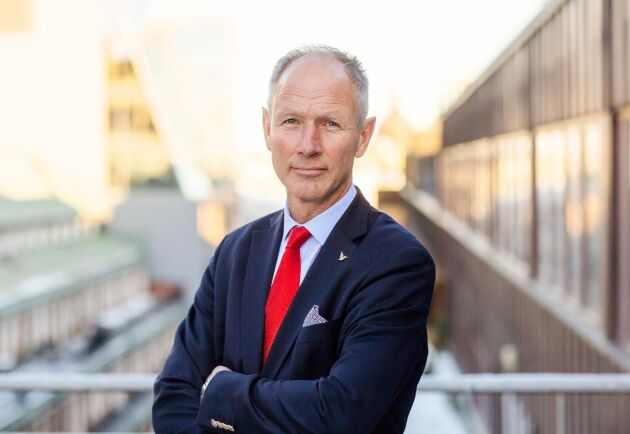 Per Lindblad, vd Landshypotek bank.