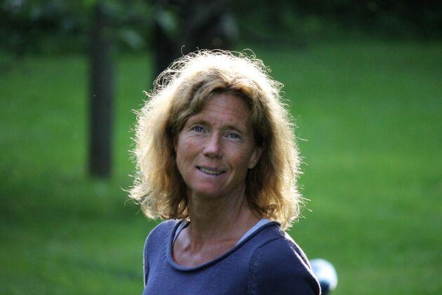 Helena Silvander, VD på Tillväxtbolaget för Sveriges Lantbrukare.