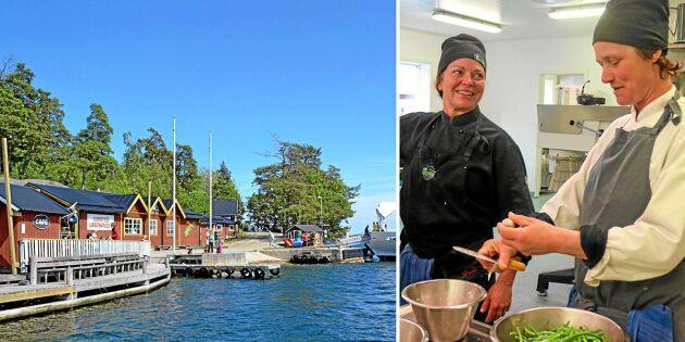 """EU-projekt lyfter småföretagarna i skärgården: """"Betyder jättemycket för oss på ön"""""""