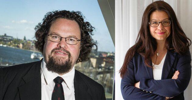 Debatten om Oatlys Spola mjölken-kampanj fortsätter. Bland de hårdaste kritikerna återfinns Edward Blom och centerpartisten Helena Lindahl.