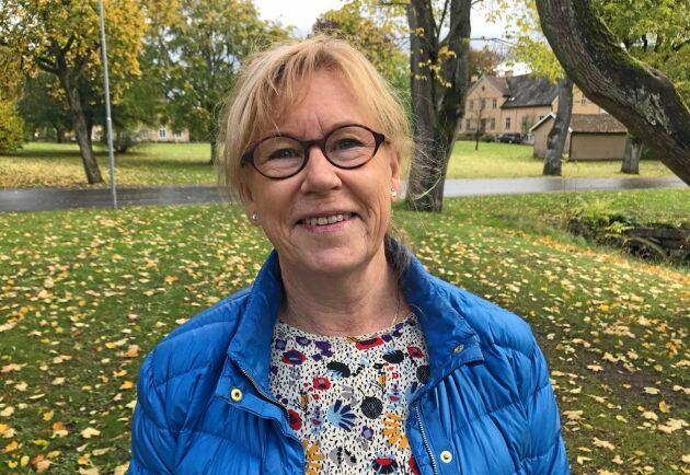 Margareta Stigson är ansvarig för uppdragsutbildningar på SLU.