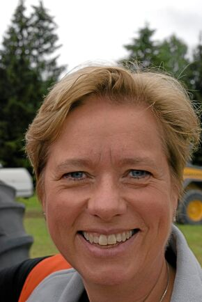 Louise Nordlund Johansson.