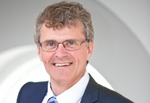 Carsten Klausen, Svenska Foders vd.