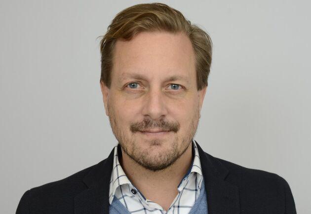 Rikard Englund, PTS.