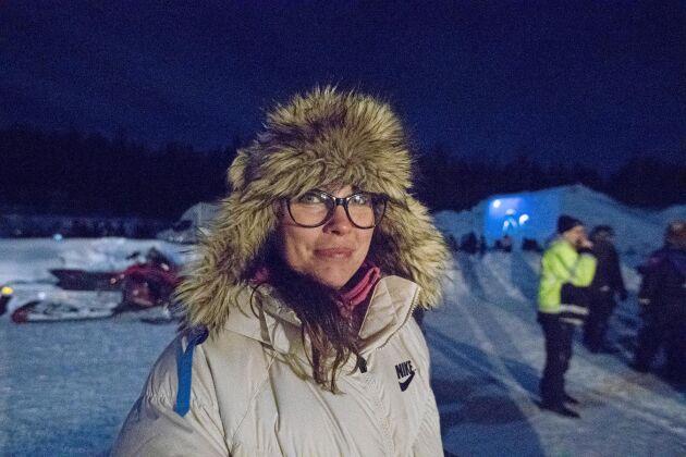Madelene Bodlund från Kalix hade bara gott att säga om arrangemanget.