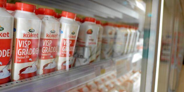 Boxholmsupproret: Så stor del av Arlas produkter är importerade