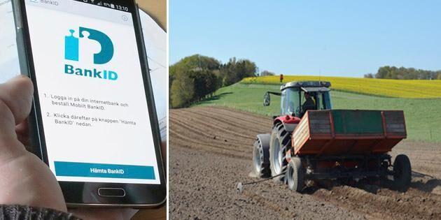 Nya regler om e-fakturering kan drabba lantbrukare