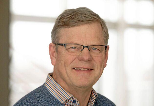 """""""Den nya lagstiftningen ger ett starkare skydd för den enskilde när det gäller behandlingen av personuppgifter, anser Göran Örlander."""