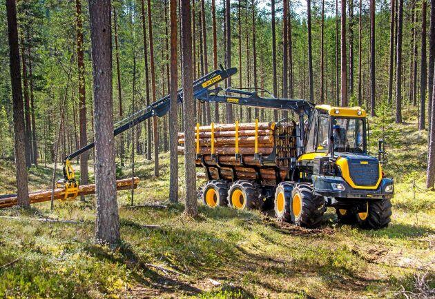 Ponsse har sitt huvudkontor i Finland.