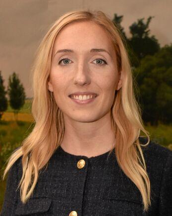 Cecilia Reje, näringspolitisk expert LRF