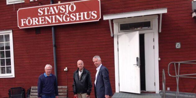 Stavsjö rivstartar med digital lanthandel
