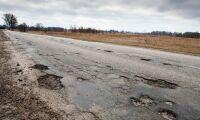 Här är Sveriges sämsta vägar