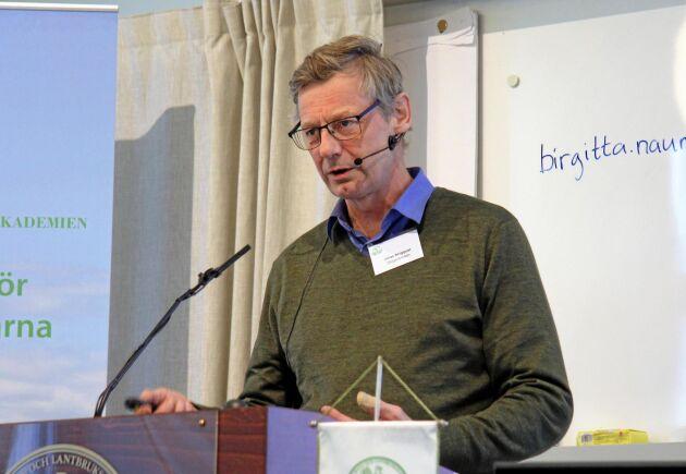 Jonas Bergquist, skogsskötselspecialist, Skogsstyrelsen.