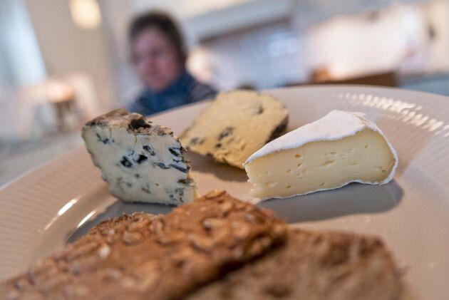 Ostälskare får lära sig om ostar på nätet.