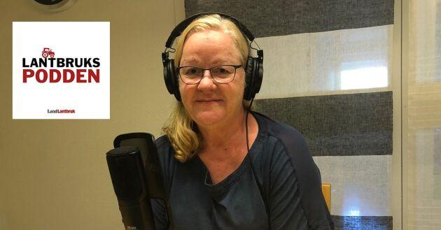 Eva Nilsson gästar Lantbrukspodden för att prata småskalig vattenkraft.