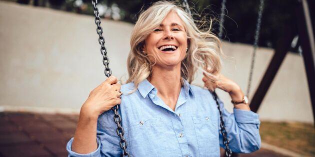 Ny forskning visar: Så mycket längre lever optimister