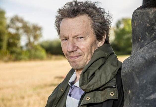 Björn Folkesson, lantbrukare, spannmålsodlare och krönikör i Land Lantbruk.