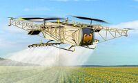 Ryskt koncept för flygande bekämpning