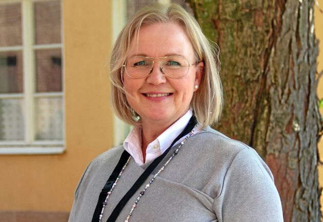 Mirja Hjers, chef för Stödsamordningsavdelningen på Jordbruksverket.