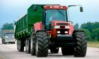 Nya farthindren stoppar traktortrafiken