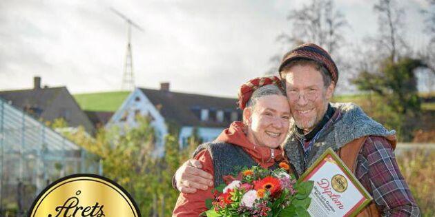 Årets Lantis-ar korade: Mandelmanns!