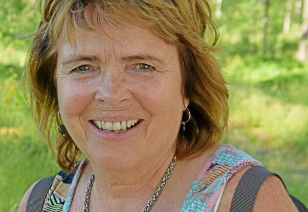 Kirsten Engeset, Kvinneri Skogbruket: – Det är otroligt viktigt att vi inspirerar varandra. Vi i Norge har så mycket att lära av er i Sverige. Oljan har inte samma betydelse för Norge längre och därför börjar även Norge få upp ögonen för skogen.