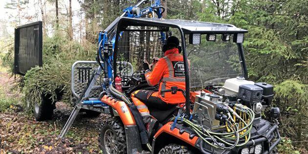 Ökat intresse för skyddsbåge till ATV