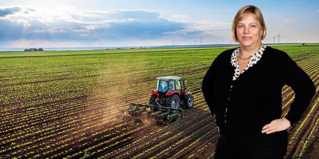"""""""Alla måste bidra till klimatlösningen om mat"""""""