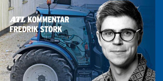 Svenska bolaget säljer bränsleceller till traktorjätte