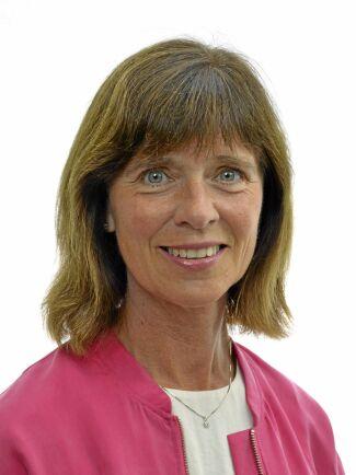 Ulrike Heie, centerpartistisk riksdagsledamot och ordförande i Miljö- och jordbruksutskottet.