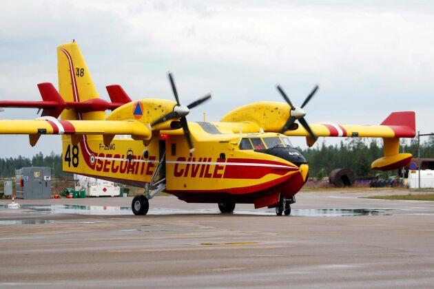 En förbättrad situation gör att brandrisken minskar och därför kan nu den sista kvarvarande brandhjälpen flyga hem till Tyskland.