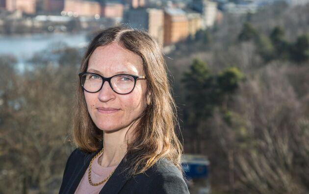 Ann Henriksson, VD på LRF Media.