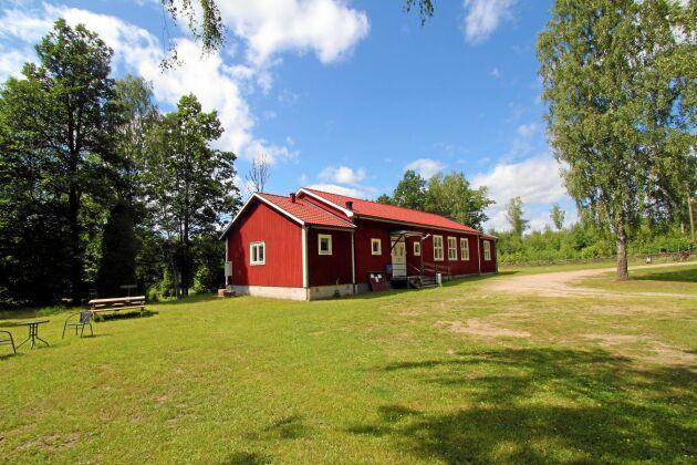 Bräknegården i Blekinge. Foto: IBL
