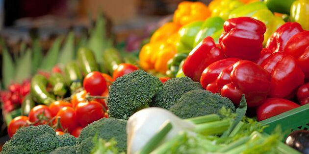Så får du i dig dagsbehovet av C-vitamin – med hjälp av bär och grönt!