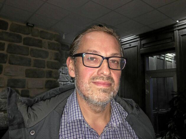 Mats Heljestrand är kategorichef för kött på Ica Sverige.