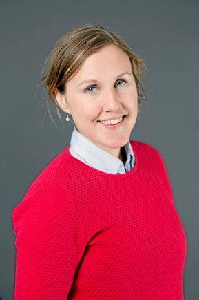 Lisa Ehde, tillförordnade chef för LRF Mjölk.