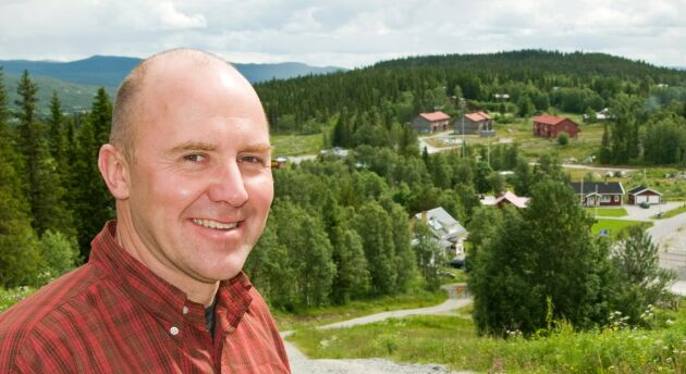 Sven Erik Hammar.