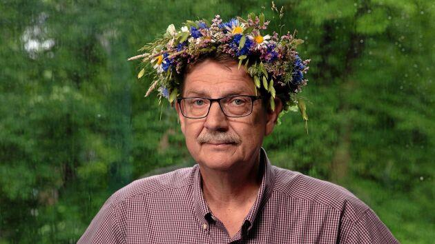 Michael Tjernström, klimatforskare och professor i meteorologi, sommarpratar i P1 den 11 augusti 2019.