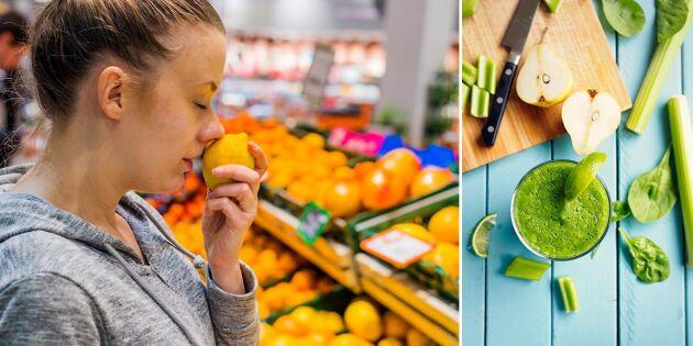 Maten som får dig att dofta gott – 9 fräscha tips i sommarvärmen