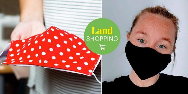 Ekologisk ansiktsmask i tyg – det här behöver du veta
