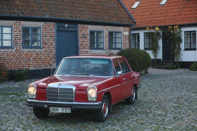 Mercedes 200 Kompakt.