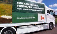 Arla växlar upp: Fler biogaslastbilar i drift