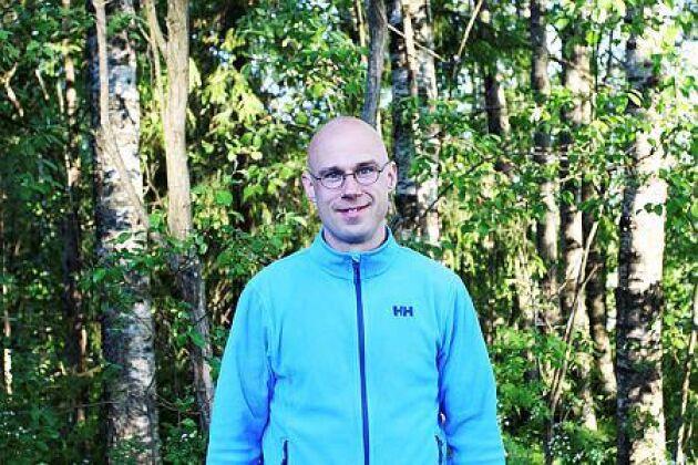 Jörgen Rudolphi har ftt pengar för att studera självsådda contortaplantor i mellersta och norra Sverige.
