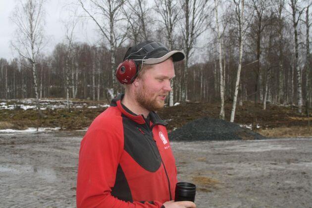 Johan Persson trodde att det var mjölkkor som gällde för honom. Men när han fick chansen att köpa en gård i hemtrakterna som lämpade sig bra för köttproduktion tog han chansen.